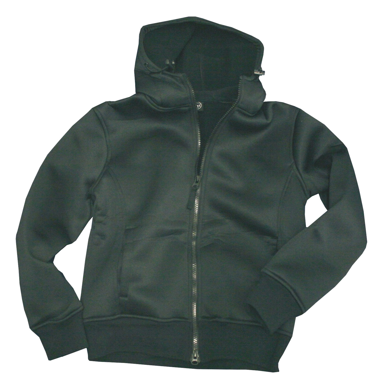 Neoprene Jacket black