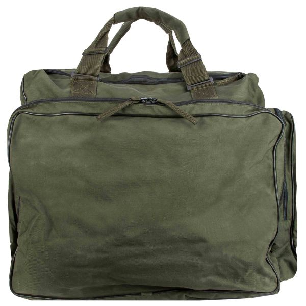 German Military Police Bag Used olive green