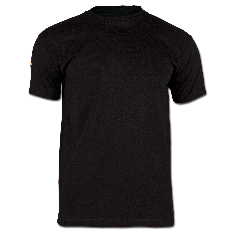 BW T-Shirt Tropical w/o Velcro black