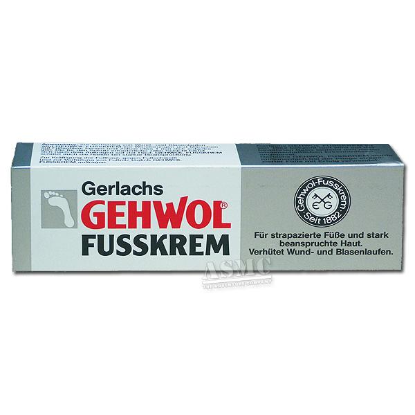 """Foot creme """"Gehwohl"""""""