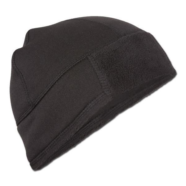 MFH BW Fleece Hat black