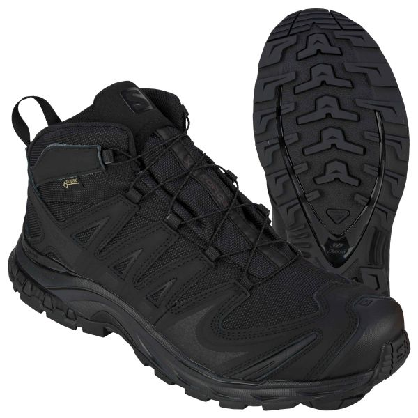 Salomon Shoe XA Forces Mid GTX black
