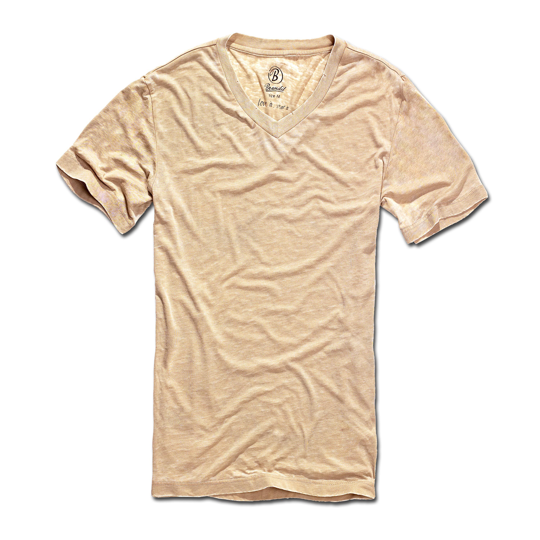 T-Shirt Brandit Dexter beige