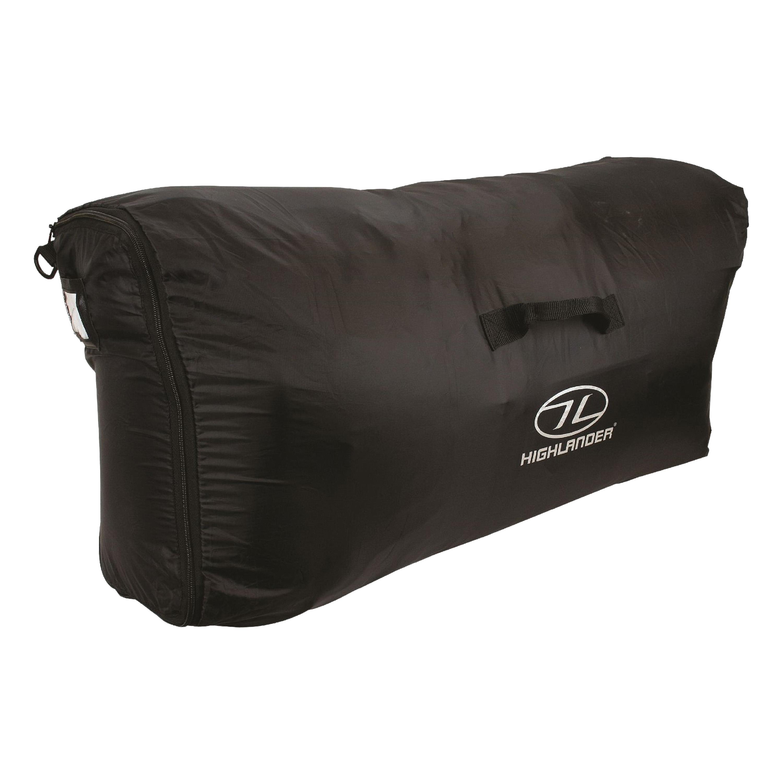 Highlander Backpack/Bag Cover Transit 80-100L black