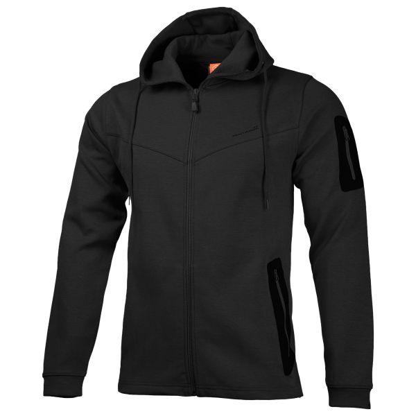 Pentagon Hooded Sweat Jacket Pentathlon black