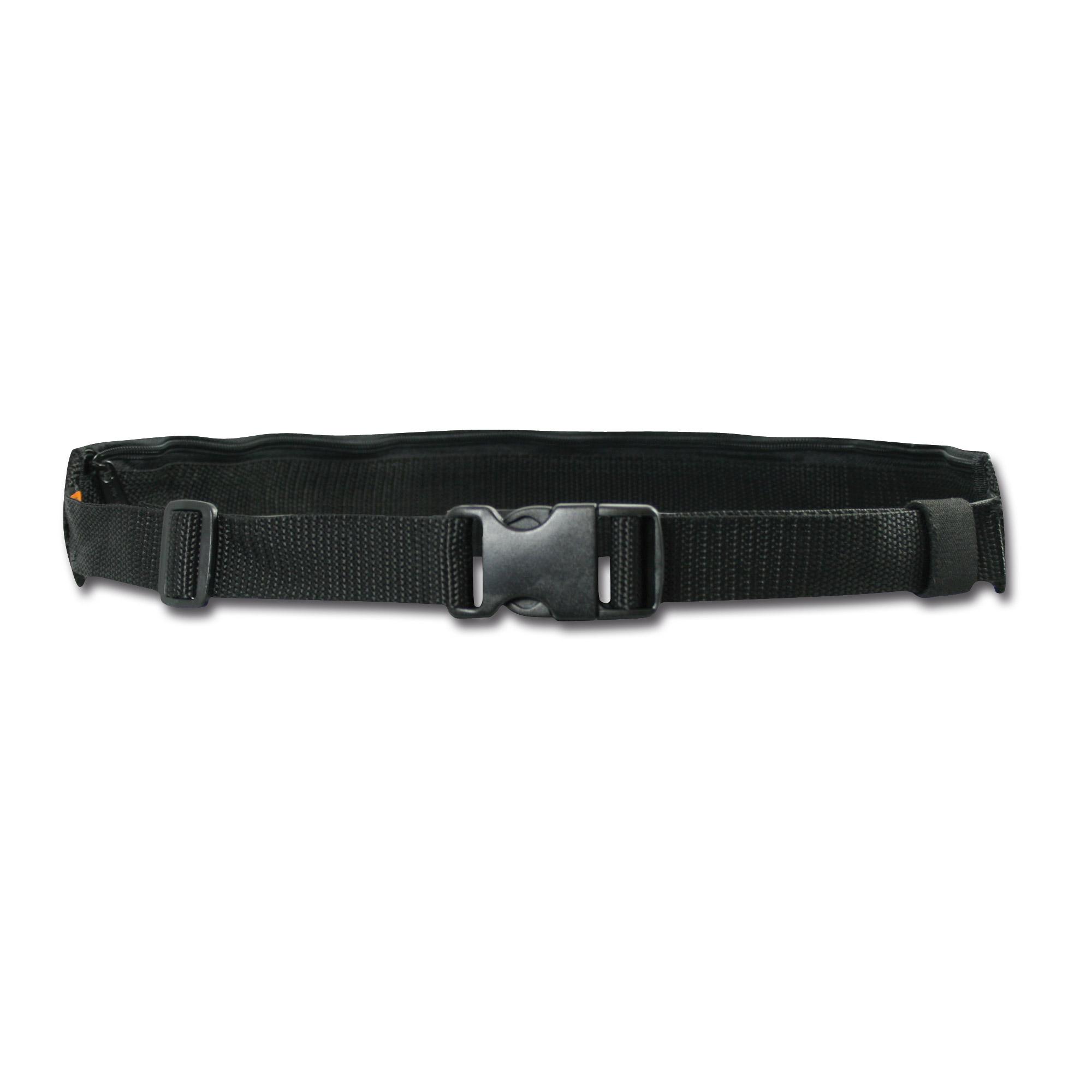 Hidden Money Belt black
