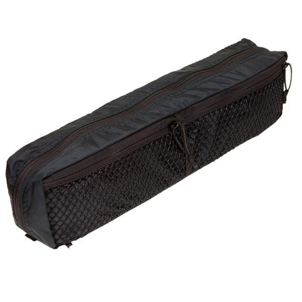 LBX Padded Velcro Side Pouch black
