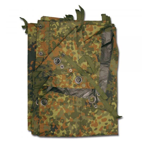 Commando Tarp TacGear flecktarn
