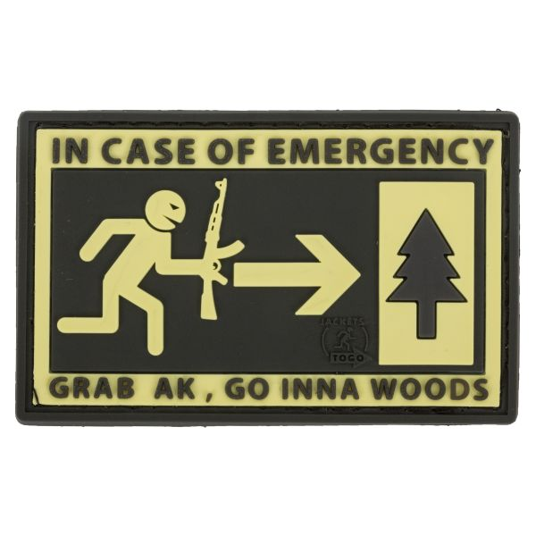 3D-Patch Emergency full color