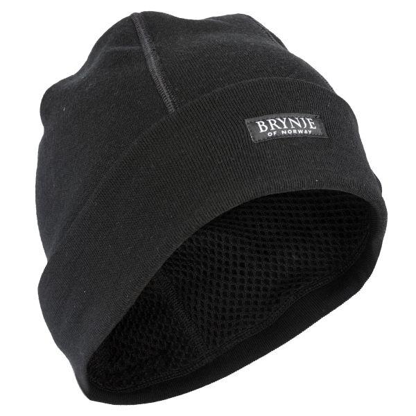 Brynje Hat Arctic Double black