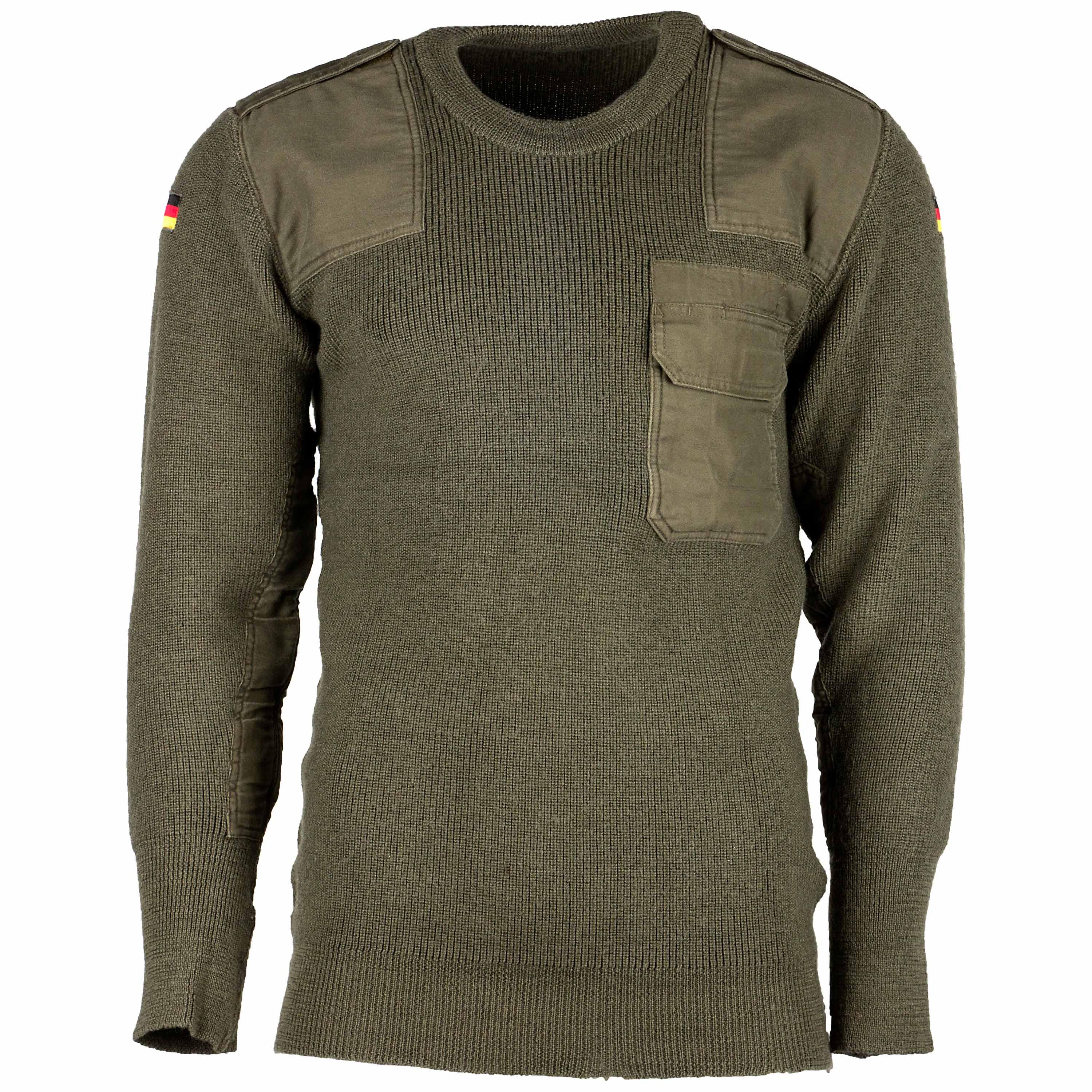 German Army Sweater Used olive