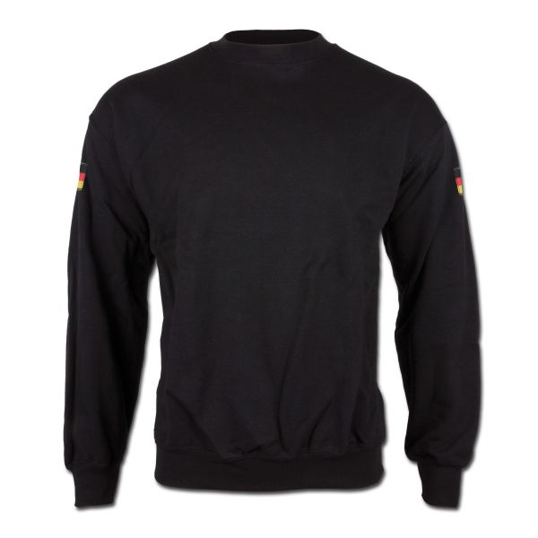 Sweatshirt Germany black