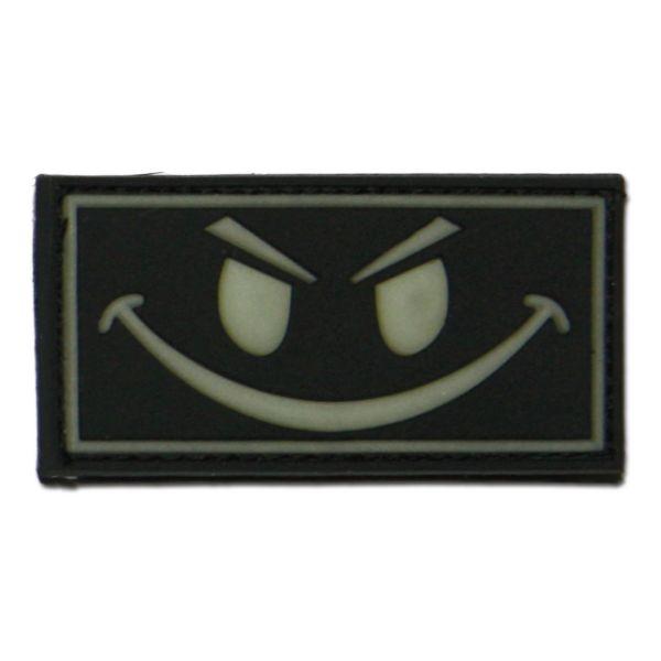 3D-Patch Evil Smiley GID inverted