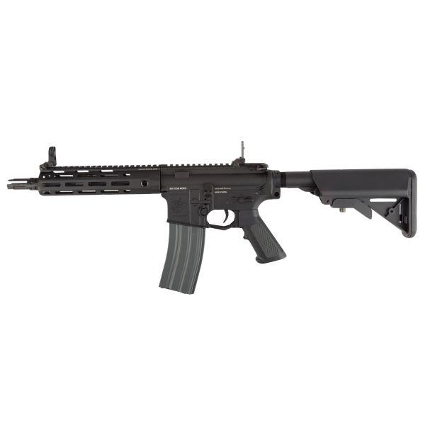 G&G Airsoft Rifle Knights Armament SR30 M-Lok S-AEG black