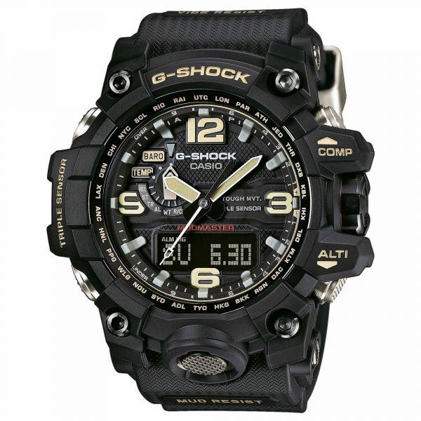 Casio Watch G-Shock Mudmaster GWG-1000-1AER black