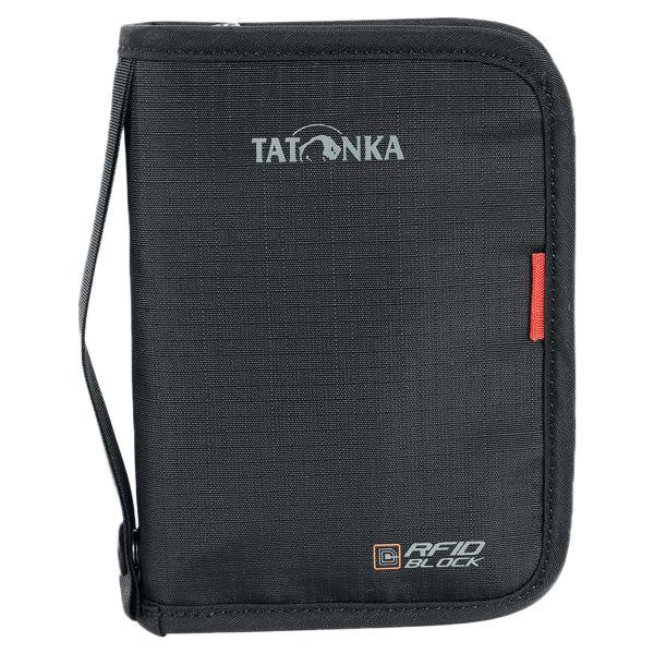 Tatonka Travel Document Bag Medium RFID B black