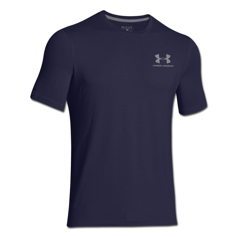 Under Armour Shirt CC Sportstyle darkblue