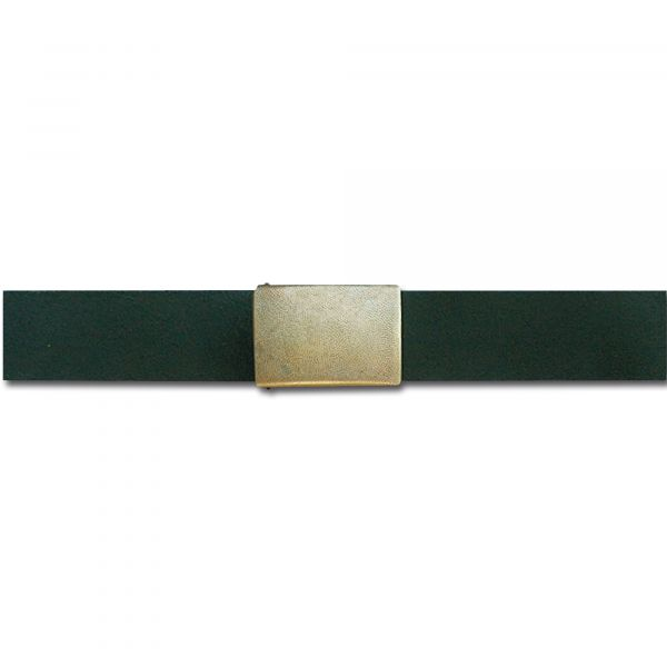 German Army Leather Belt Used