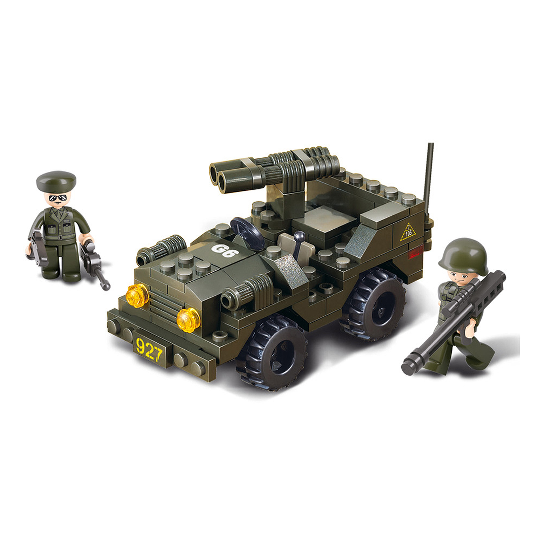 Sluban Jeep M38-B5800