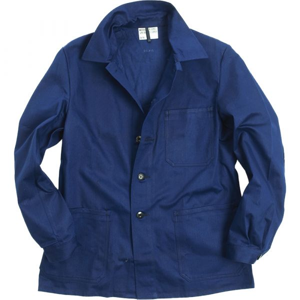 Used BW Mechanics Jacket blue