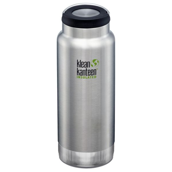 Klean Kanteen Drink Bottle TK Wide VI Brushed Stainless 946 ml
