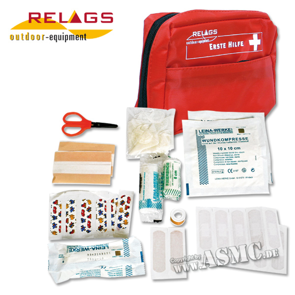 Relags First-Aid Pouch
