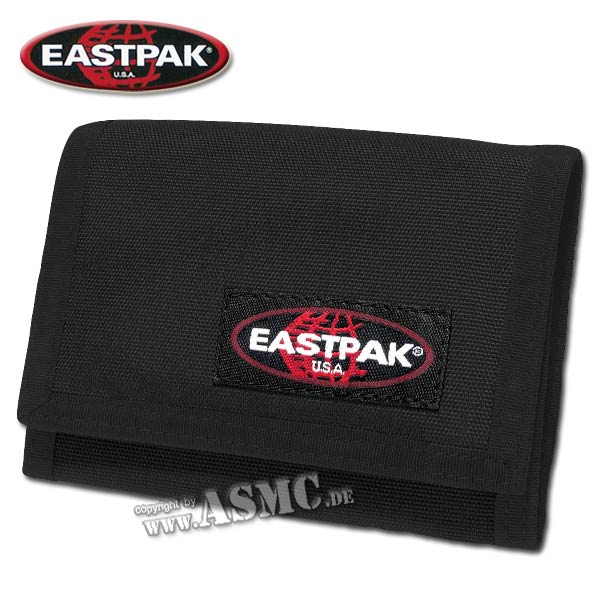 Black Eastpak Wallet Crew