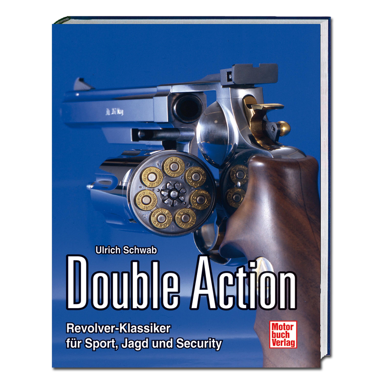 Book Double Action - Revolver-Klassiker