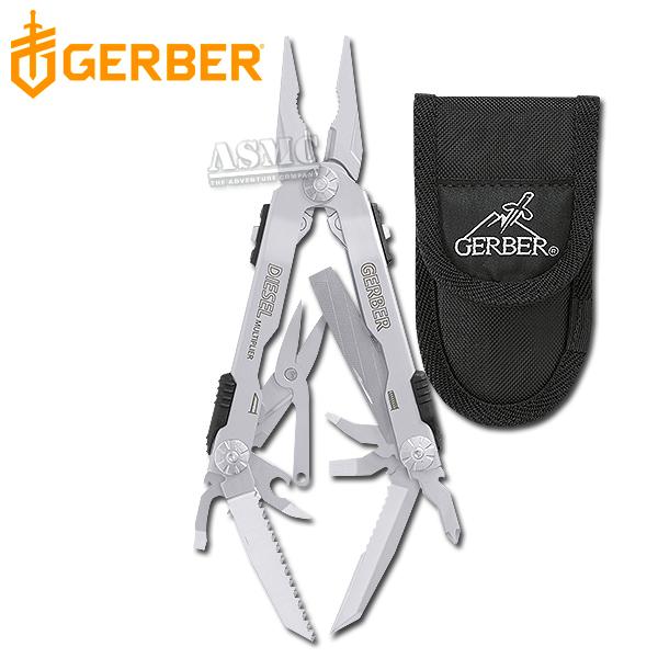 Gerber Diesel silver