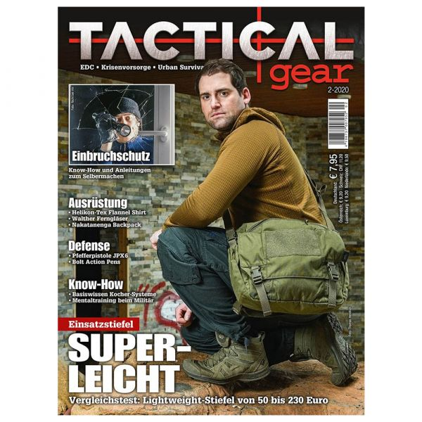 Magazine Tactical Gear 02/2020