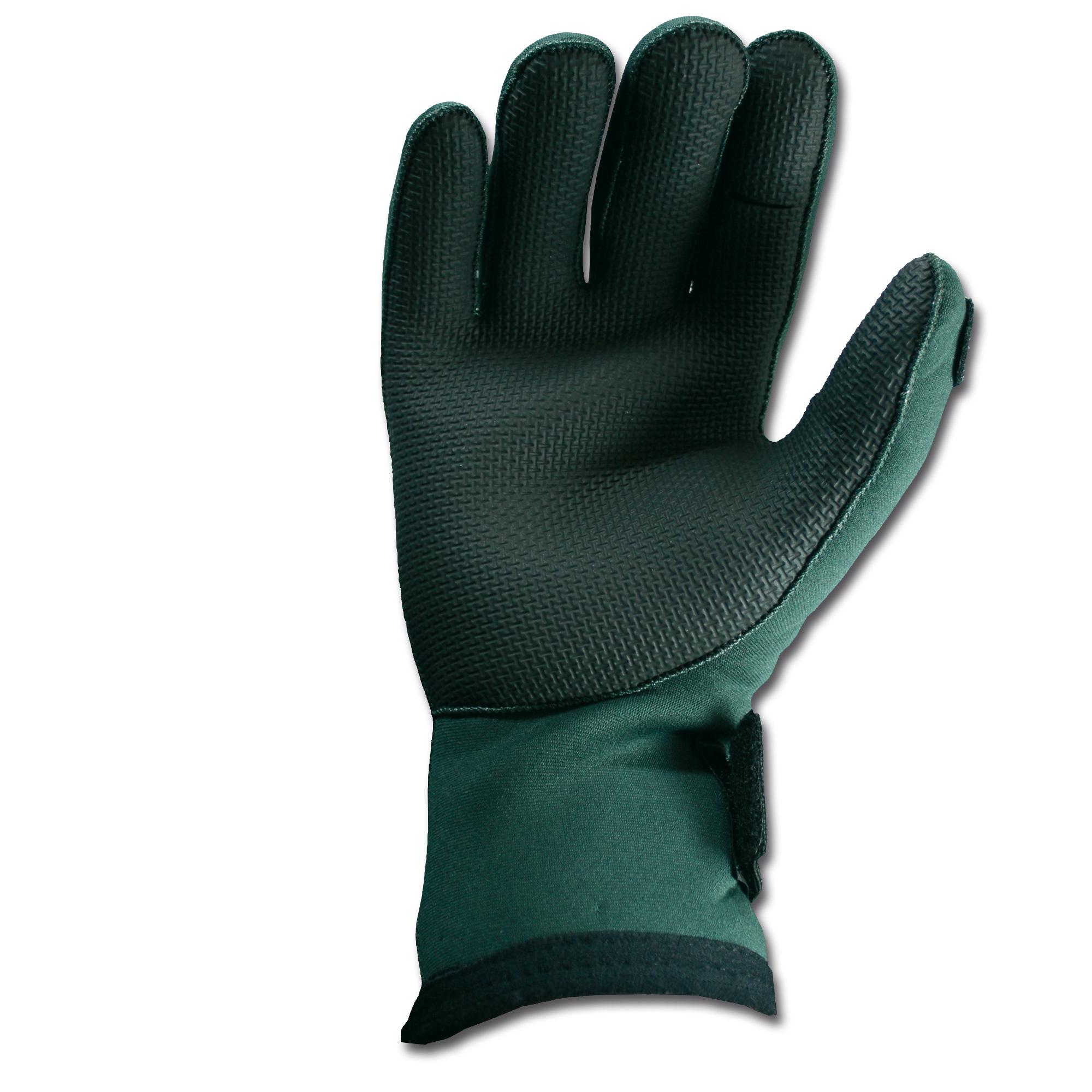 Neopren Shooting Gloves