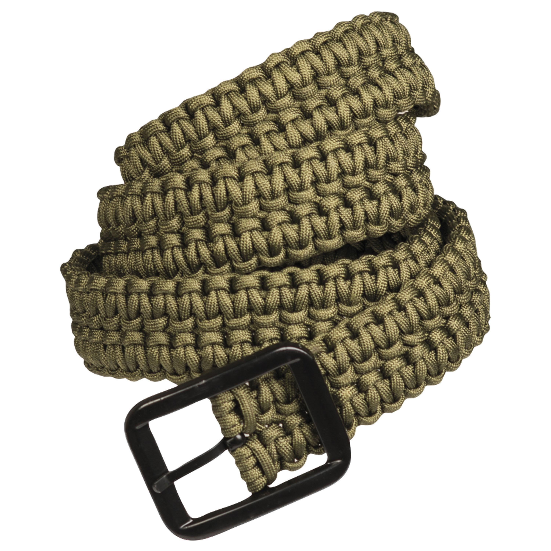 Paracord Belt Olive