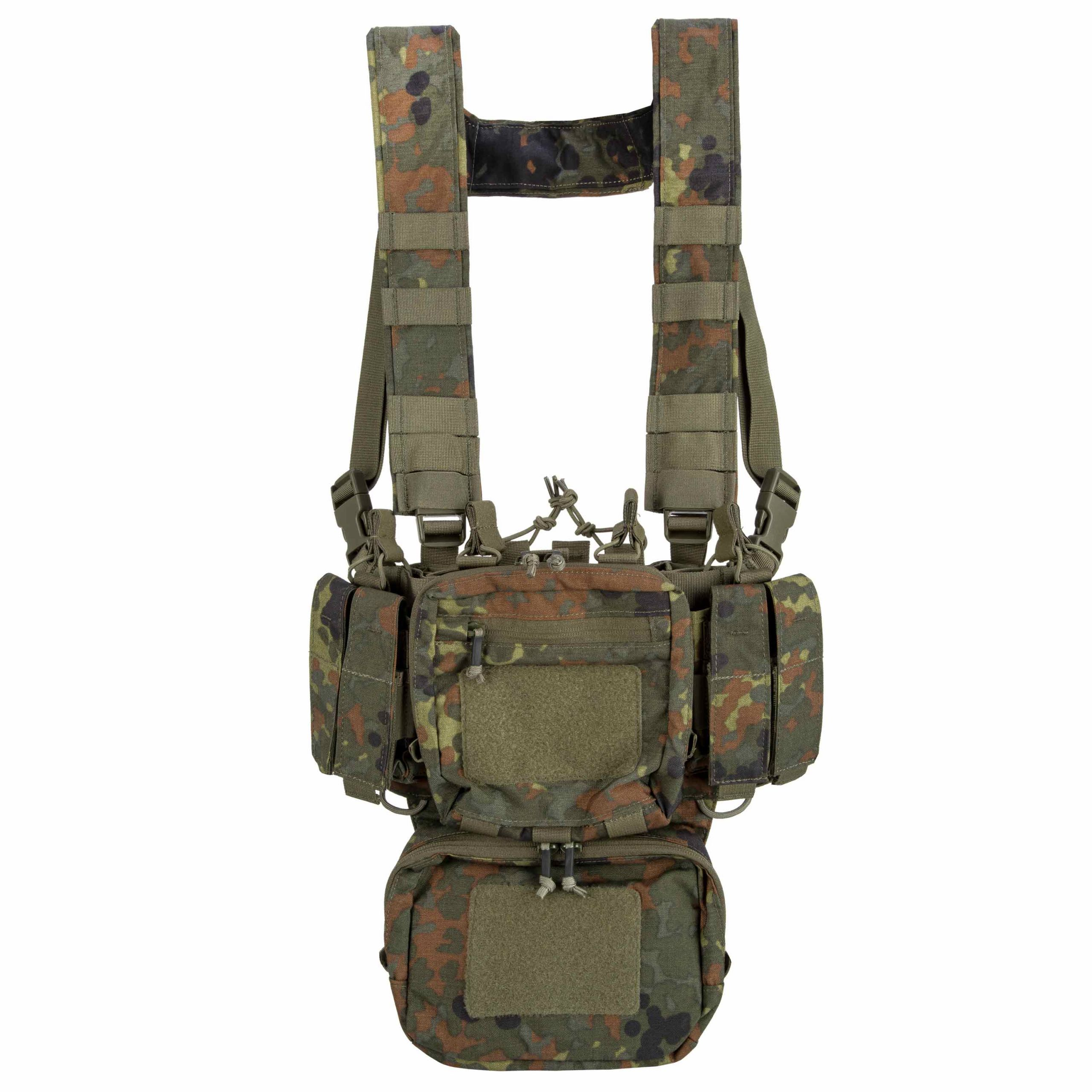 Flecktarn TMR Helikon-Tex Training Mini Rig - Cordura