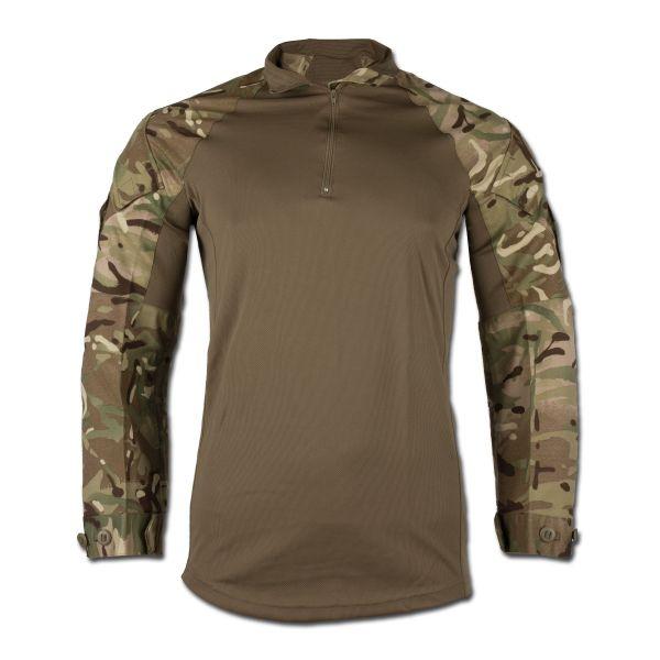 British Combat Shirt Armour Like New MTP Camo