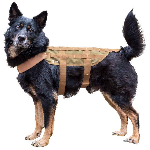 Primal Gear Tactical Dog Vest tan
