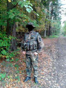 Bundeswehr BW camuflaje campo pantalones German Army Field Pants trousers Tarn pantalones