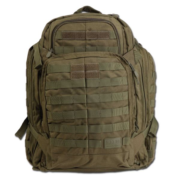 5.11 Backpack Rush 72 olive gray