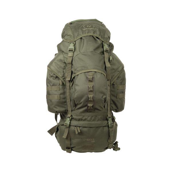 Highlander Backpack New Forces 88 olive