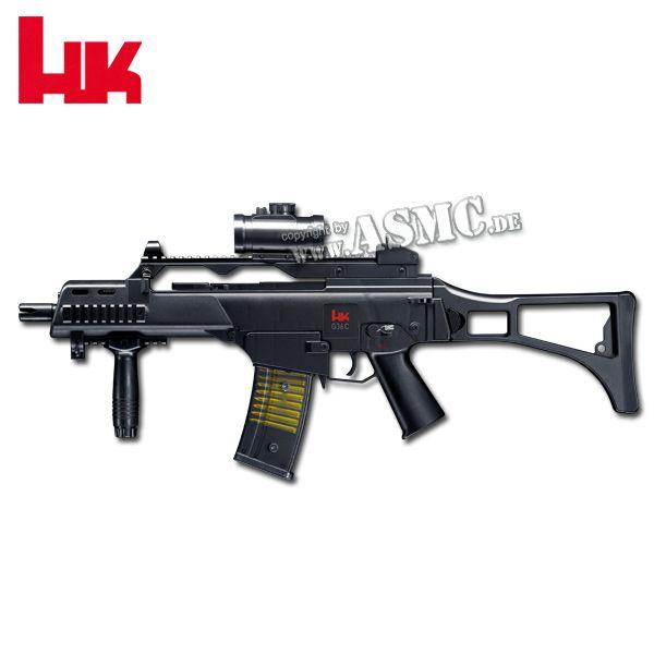 Airsoft Assault Rifle Heckler&Koch G36 C 0,5 J