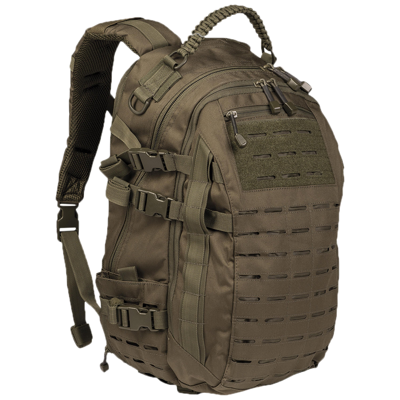 Backpack Mission Pack Laser Cut LG olive
