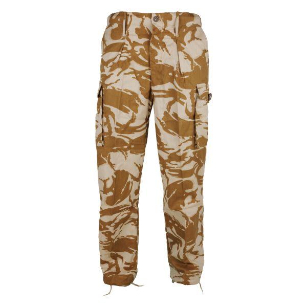 British Combat Trousers Windproof desert