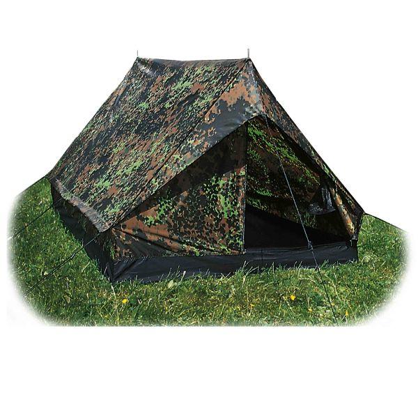 Tent 2 Man Mini Pack flecktarn