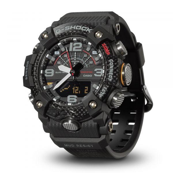 Casio Watch G-Shock Mudmaster GG-B100-1AER black