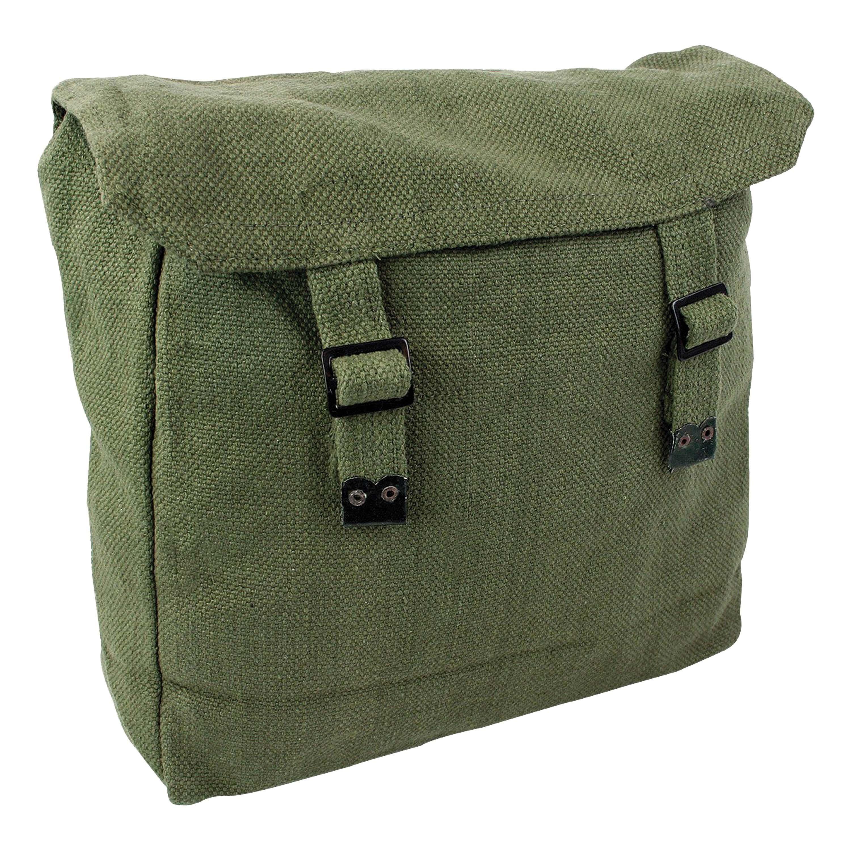Highlander Army//Military Webbing Haversack Messenger Bag OLIVE