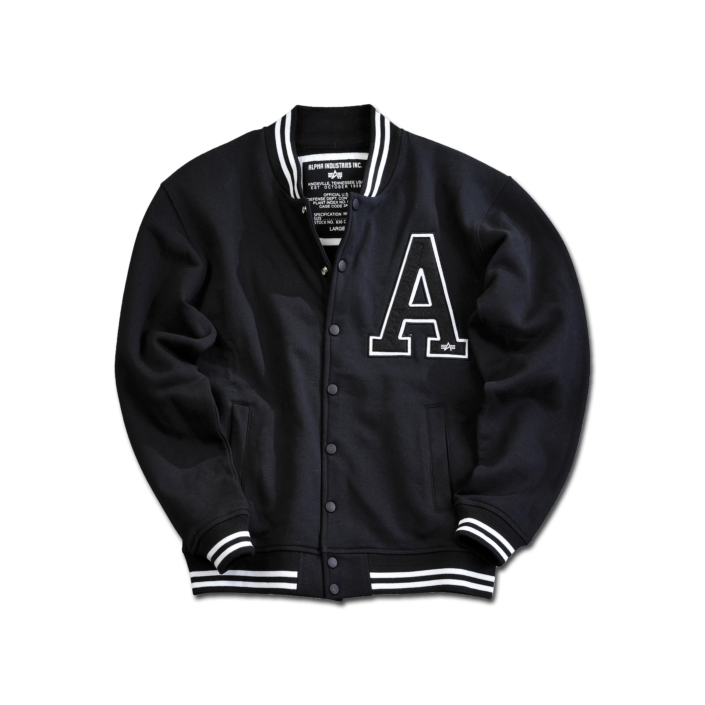 Jacket Alpha Industries Academy black
