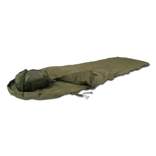 British Sleeping Bag Mil-Tec Survival olive