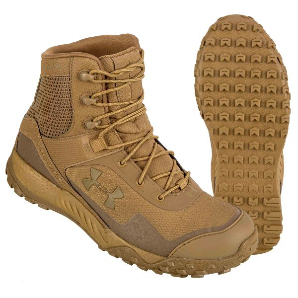 Under Armour Tactical Boots Valsetz RTS 1.5 coyote brown