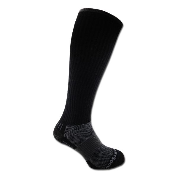 Sock Wrightsock Escape OTC Double Layer black