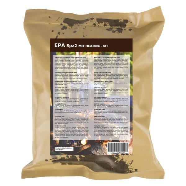EPA Spz2 with Heating-Kit