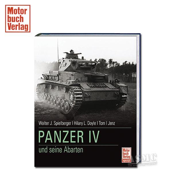 Book Panzer IV und seine Abarten